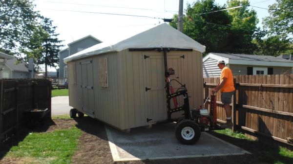 Wisconsin Shed Delivery Pre Built Amp Custom Storage Sheds