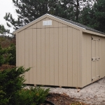 10x14 Gable 7' sides,  Greenfield WI #4