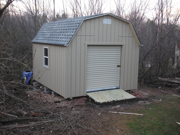 Barn Roof Sheds Wisconsin | Storage Shed Builders ...
