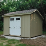10x12 quaker shed East Troy WI