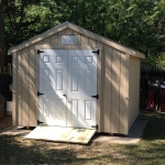 10x10 Gable Muskego WI