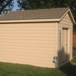New Berlin Gable with Lp lap siding