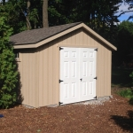 12x12 Gable shed Bayside WI