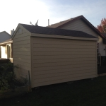 Lp lap siding to match house