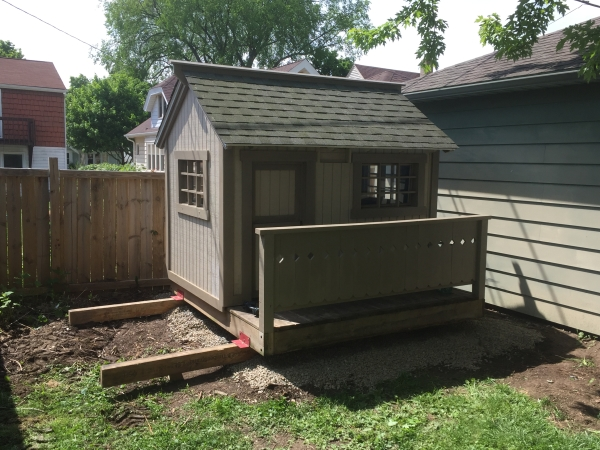 shed move from cedarburg wi to wawautosa