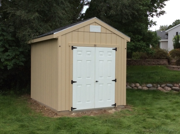 Custom Gable Shed Photo Gallery Storage Shed Examples