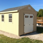 10x14 Gable Shed