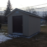 Franklin WI 10x16 Gable